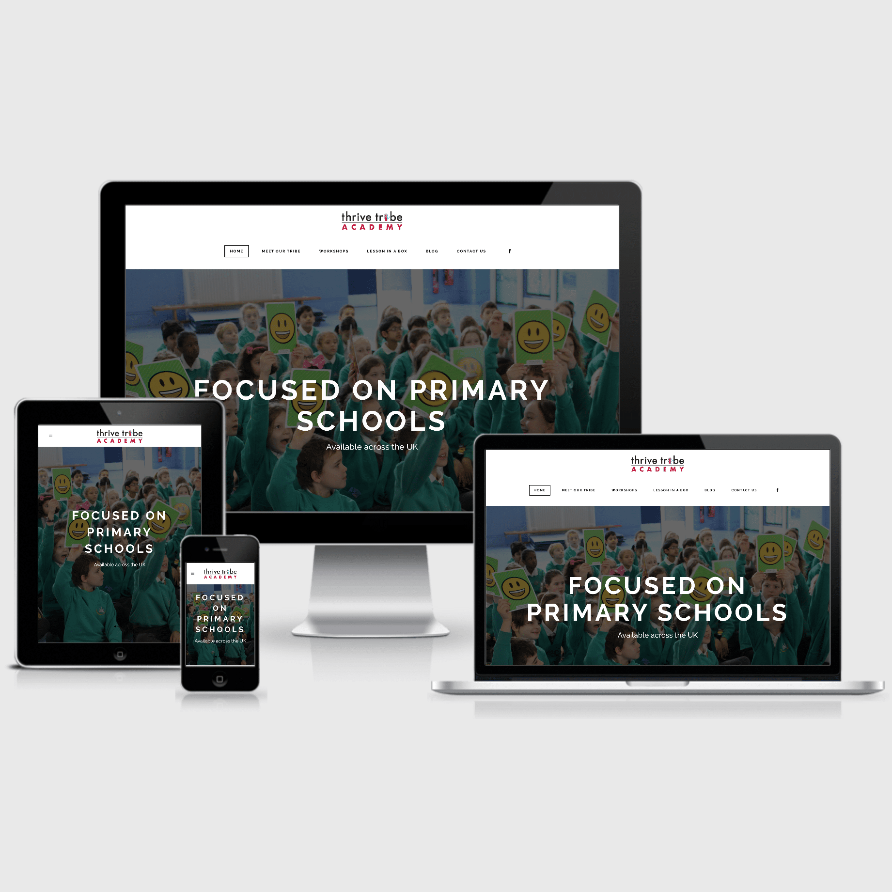 Thrive Tribe Academy Primary School Web Site