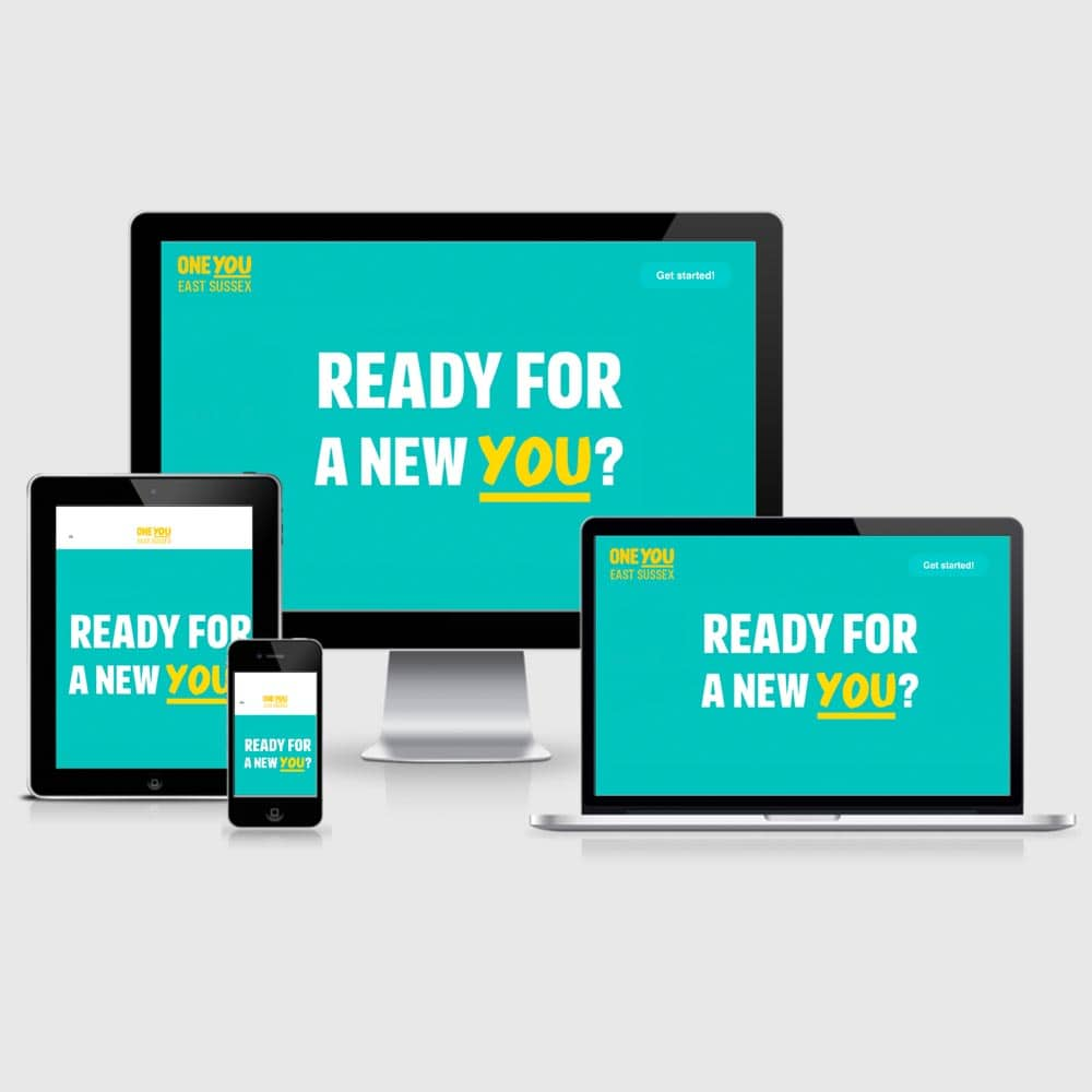 One Your East Sussex Web Design